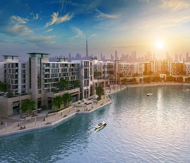 Direct from Developer|0% Commission|Dubai Wharf Tower 3|Pay 80% on Handover in 2017