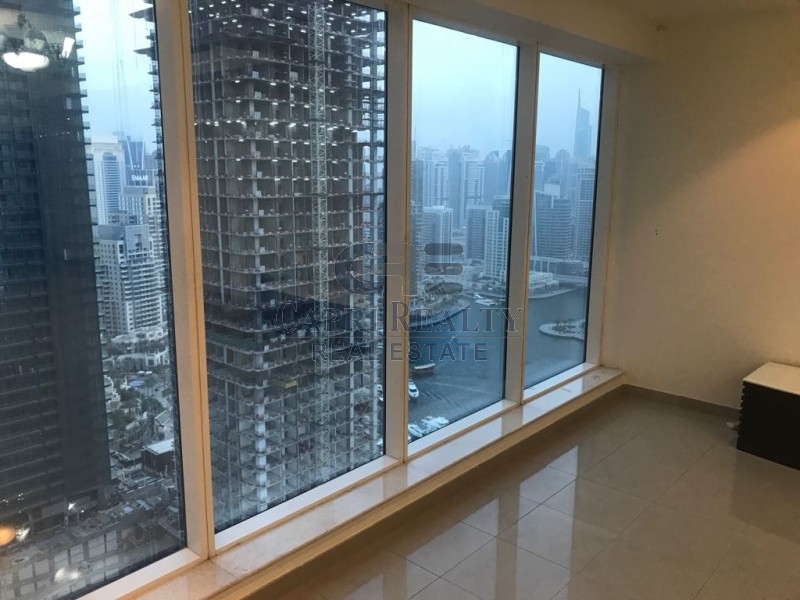 Full Marina view-High floor-Vacant