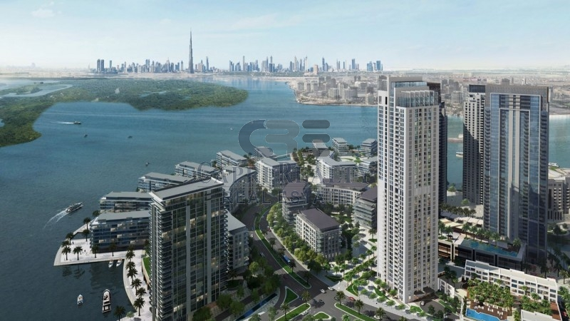 0% COMISSION |35% ON HANDOVER |17 Icon Bay |Dubai Creek Harbour