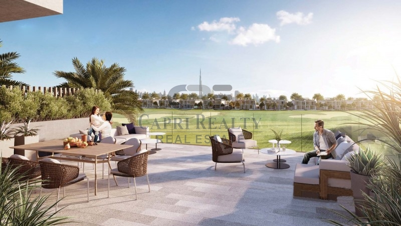 Golf course view|Emaar Registered agent|0% commission