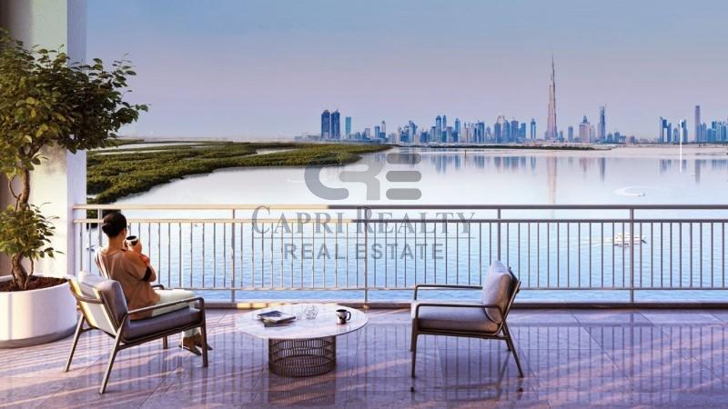 0% Comission |35% on handover |17 Icon Bay |Dubai Creek Harbour