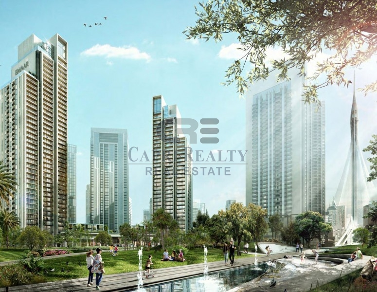Direct from Developer|0% Commission|Creek Harbour Gate|Pay 40% on Handover in 2020
