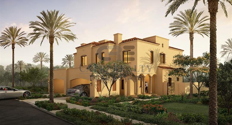 Pay 60% on handover|By Dubai Properties group
