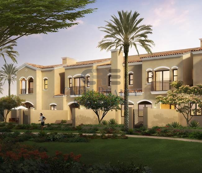 Pay 60% on handover 2019|Next to Arabian Ranches