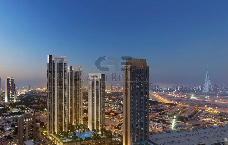 Next to Dubai Mall|Pay 60% and get keys