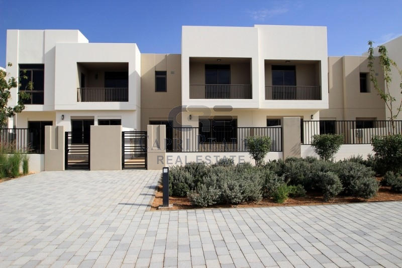 Near Pool and Park- Type 5- Hayat Townhouse