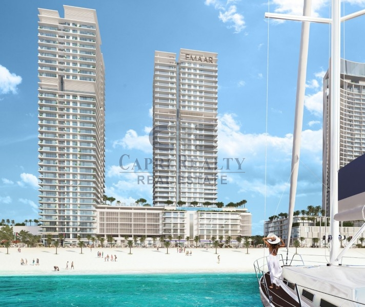 Emaar 1st beach project -Nxt to Skydive