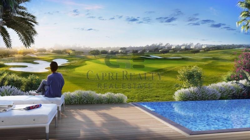 Emaar|Golf course|Detached|4300sqft plot