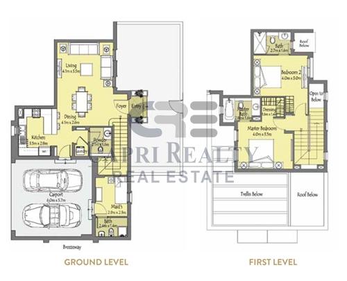 Cheapest 3 bed villa in Dubai| Villanova