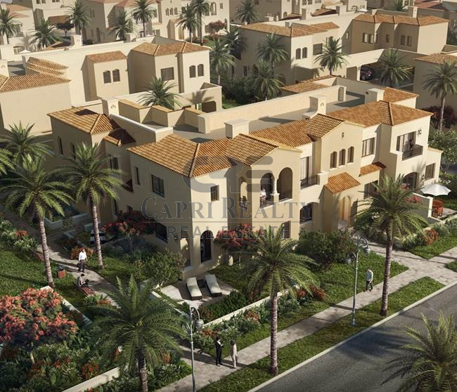 Lowest priced 4 bed+M townhouse in Dubai