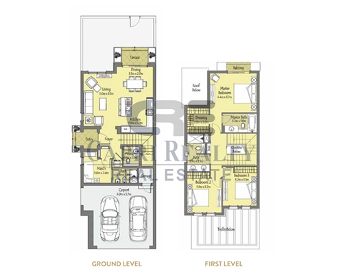 4bed+M vwith 1 bed on GF|Govt developer