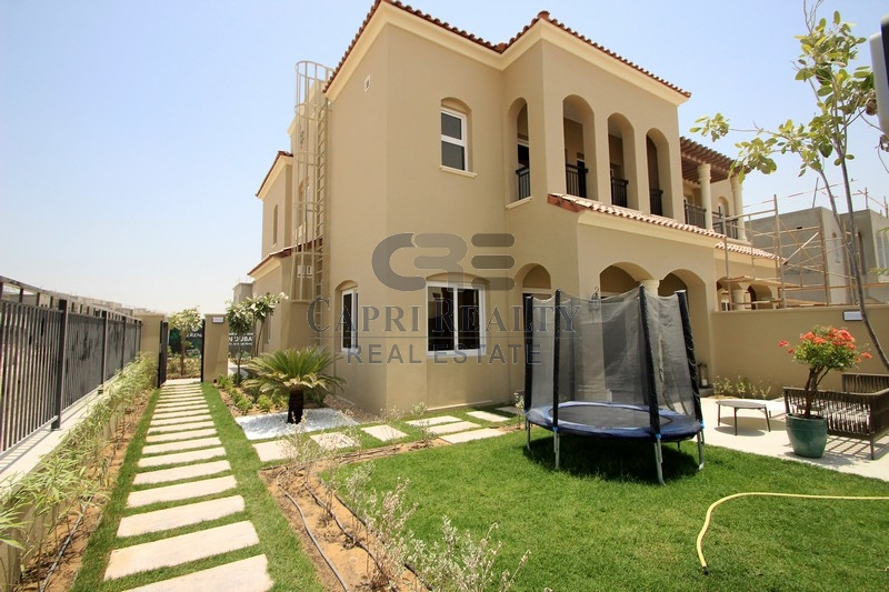 Show villa ready ! 6 years payment plan