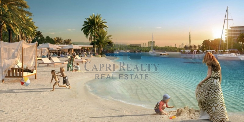Private beach|Pay 50% post handover 2yrs