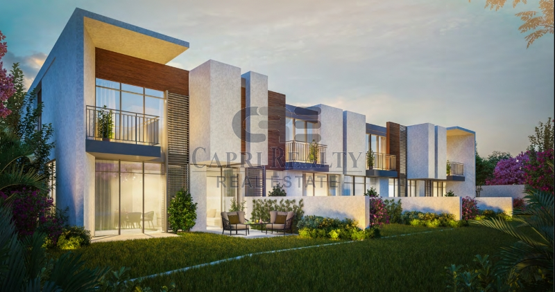 Only 800 townhouses in whole project|0% Com