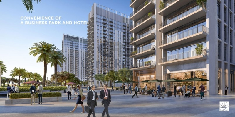 BY EMAAR | Pay 25% move in | On Al Khail Road |0% DLD fees