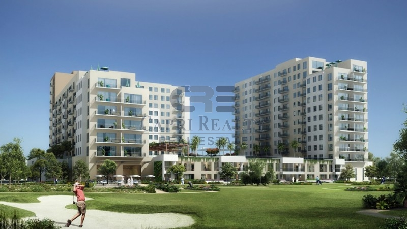 BY EMAAR | Golf course | Brand new| Pay in 4 YRS|0% DLD fees| Close to Jebel Ali