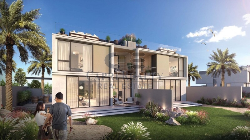 GOLF COURSE VILLAS BY EMAAR | PAY IN 4 YEARS| 7 MINS MALL OF EMIRATES