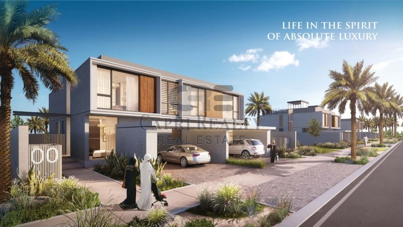 EMAAR | GOLF COURSE VILLA | PAY TILL 2023 | 0% DLD FEES