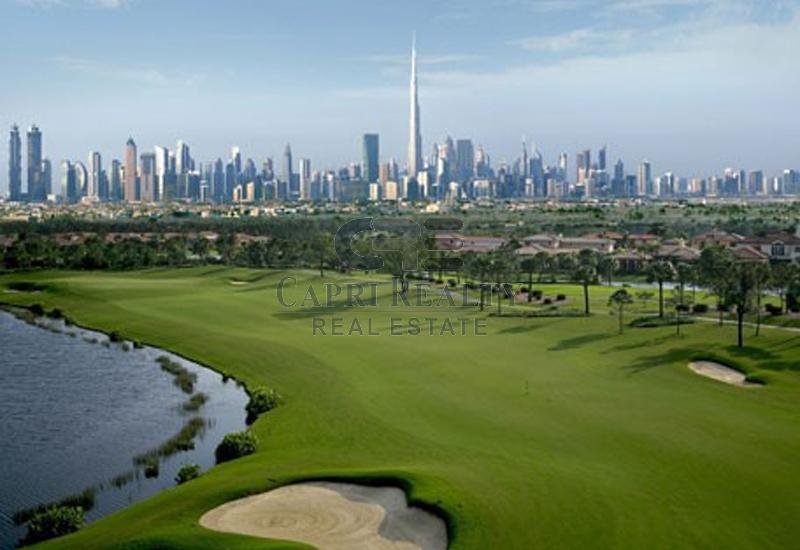 On Golf course |HANDOVER IN 2020|BY EMAAR