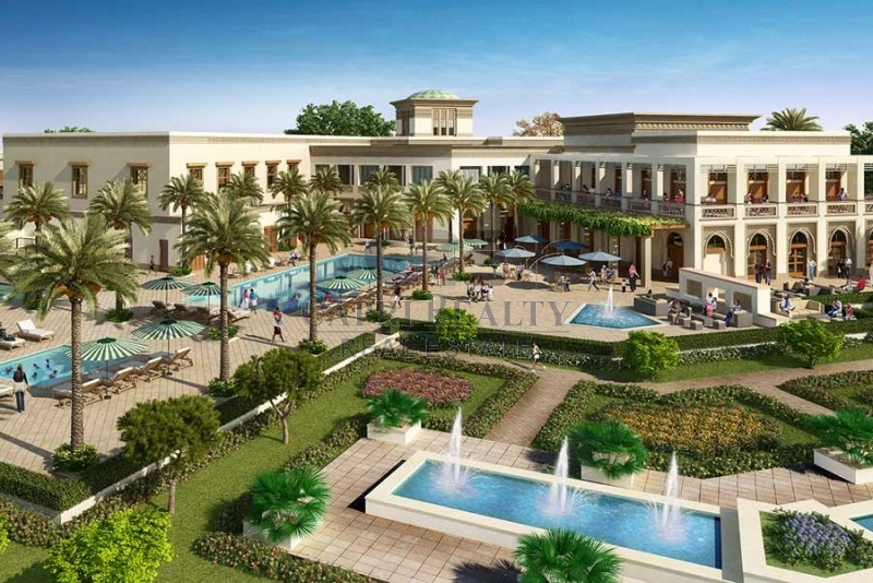 Arabian Ranches 3 Proposed Metro Pay in 4 yrs