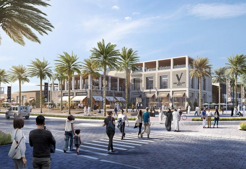 Only Emaar project close 2 the OUTLET MALL