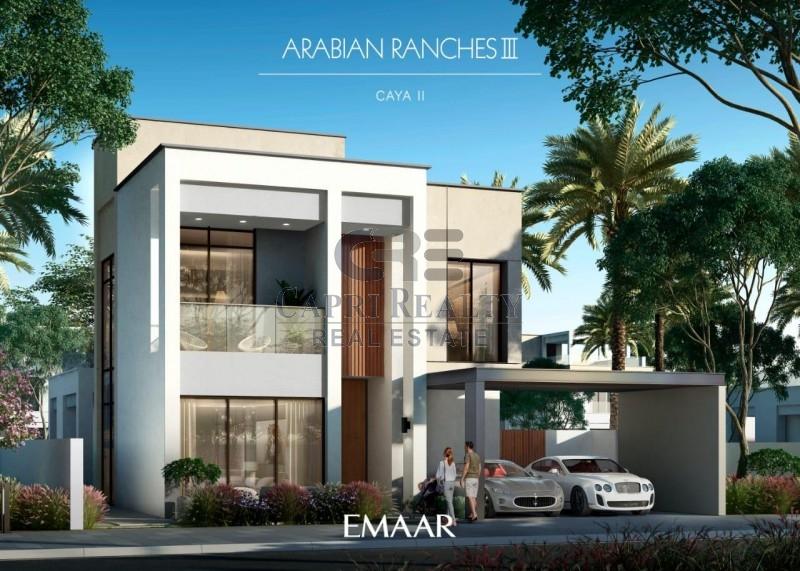 CAYA- EMAAR- ARABIAN RANCHES 3