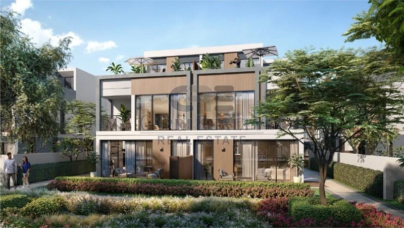 Aura Garden 3& 4 bedroom by Tilal Al Ghaf, Dubai