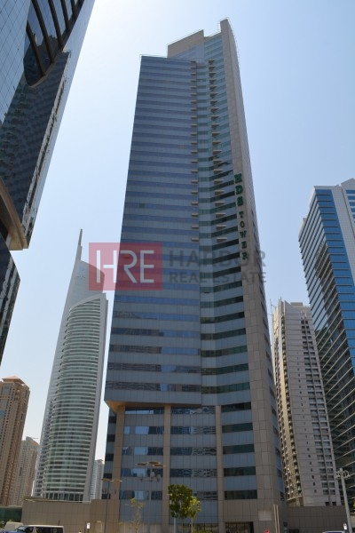 Fitted Office on a High Floor, Close to Metro