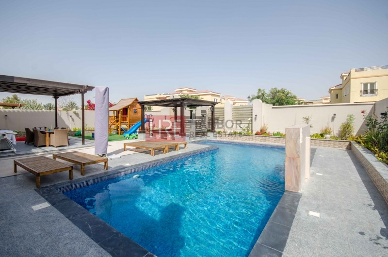 Upgraded 4br E1 Cordoba Villa With Private Pool