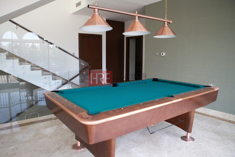 Furnished and Customized Villa with Pool