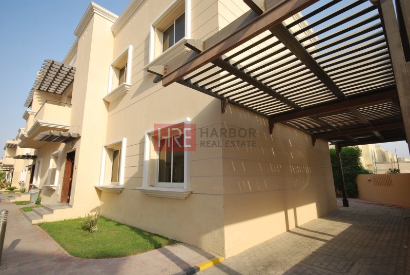 5br Compound Villa Available For Rent In Al Barsha
