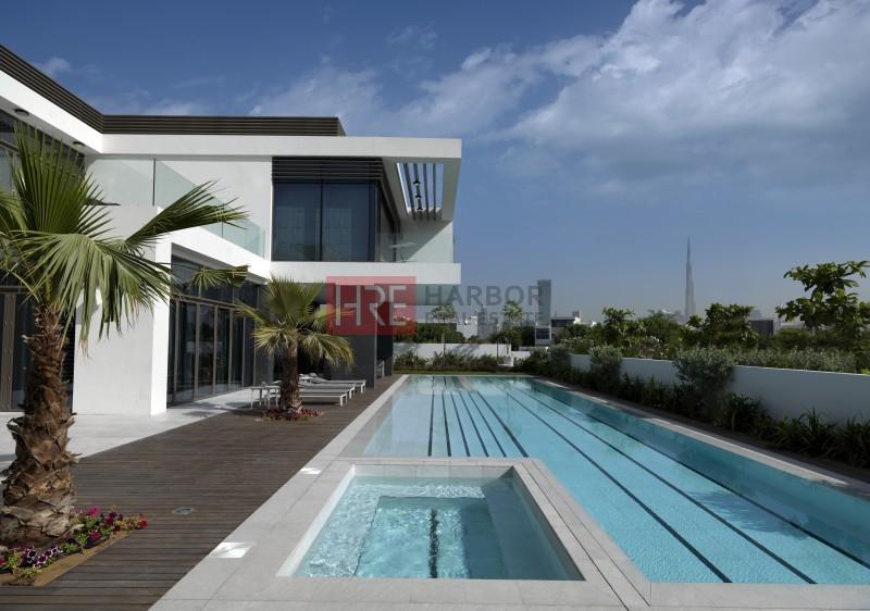 Contemporary Design Mansion In Heart Of Dubai