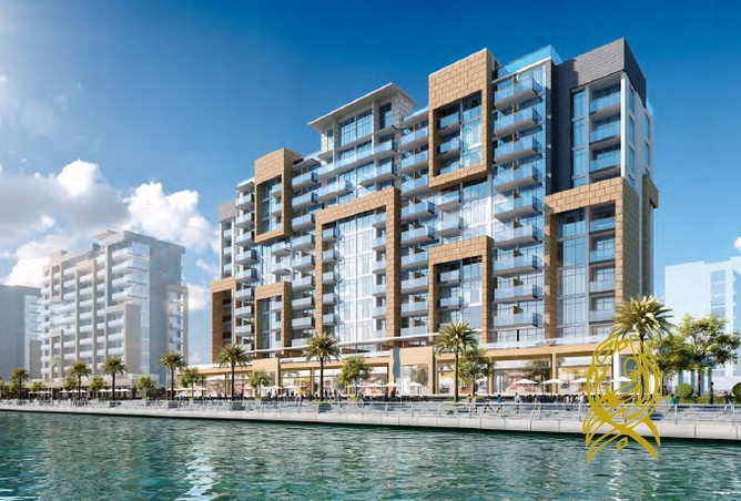 Full Canal View at Azizi Riviera- Luxury Unit