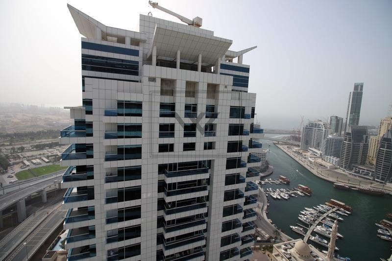 Rented 1 Bedroom Apartment in Escan Tower at Dubai Marina