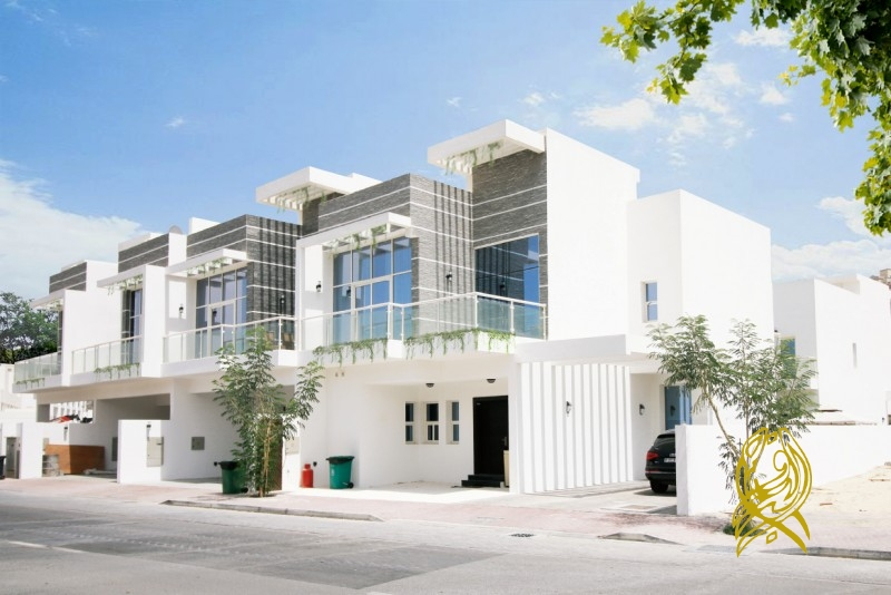 Al Burooj Residence Townhouse with Kitchen White Goods