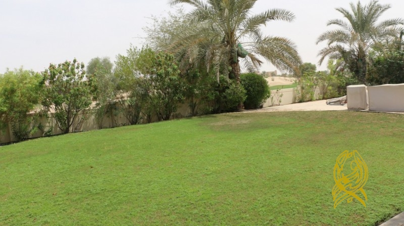 Golf Course Villa in Victory Heights at Sports City