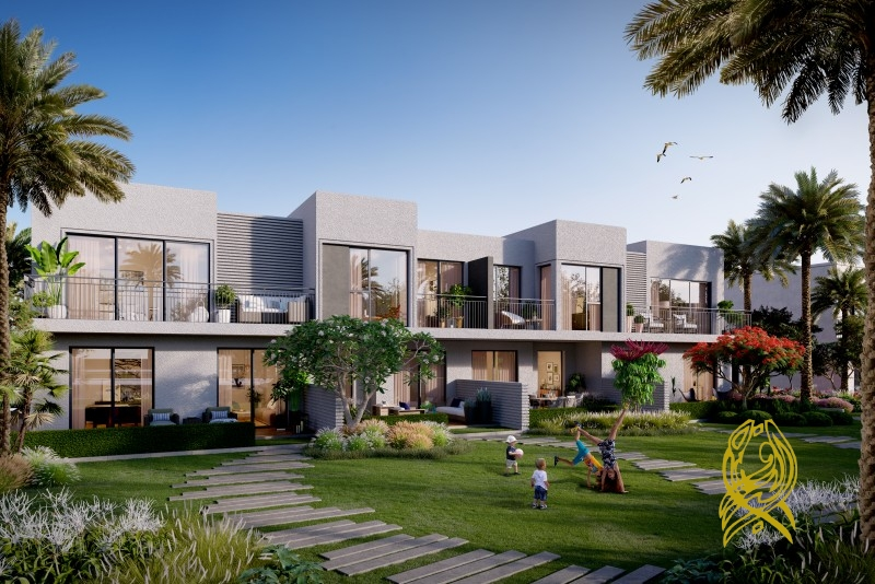 Premium Villas in Expo Golf Villas Phase-2 at EMAAR South