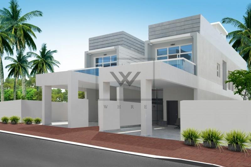 Stunning 3 Bedroom Home in Al Burooj Residence IV at JVT