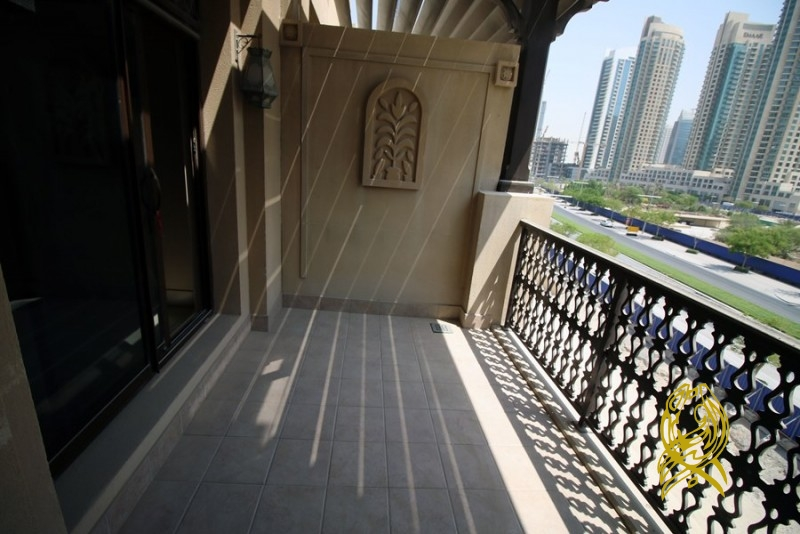 Beautiful 1 Bedroom Apartment in Reehan 8 at Old Town 10