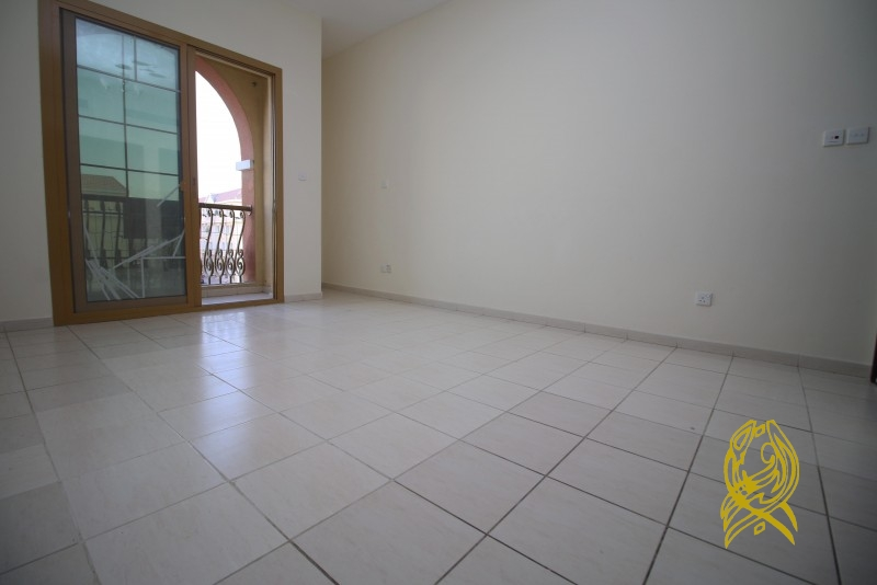 Inexpensive Unit in Spain Cluster at International City 9