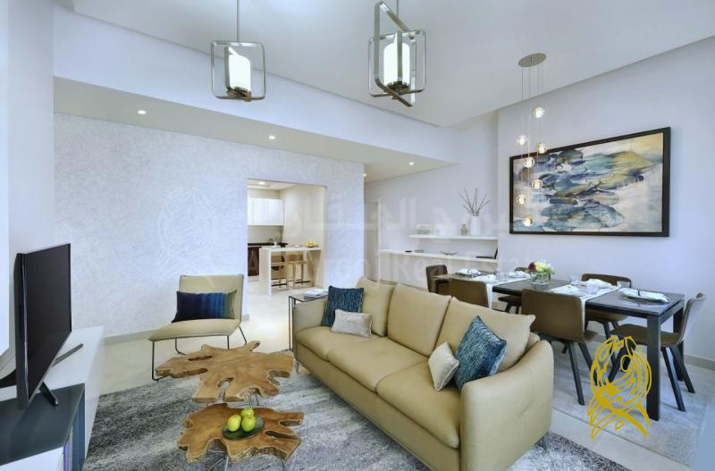 Fabulous 2 Bedroom in Marina Arcade at Dubai Marina