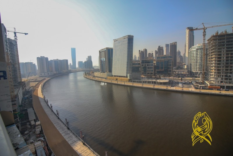 1 Bedroom in Moon Tower at Business Bay next to Canal