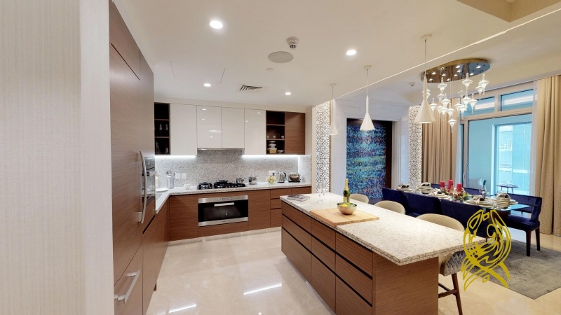 Luxury 3 Bedroom Apartment in Imperial Avenue at Downtown