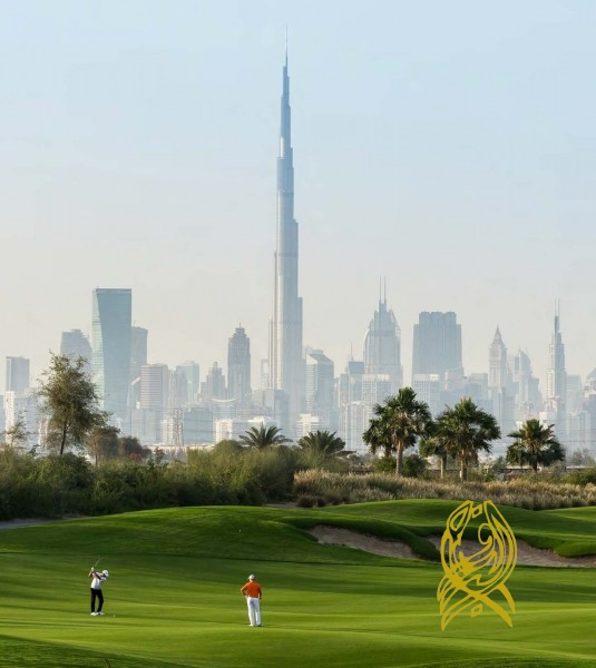 Golf Grove Villas at Dubai Hills Estate Radiating Balanced
