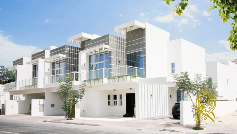 Ready to Move In Townhouse in Al Burooj Residence I at JVT