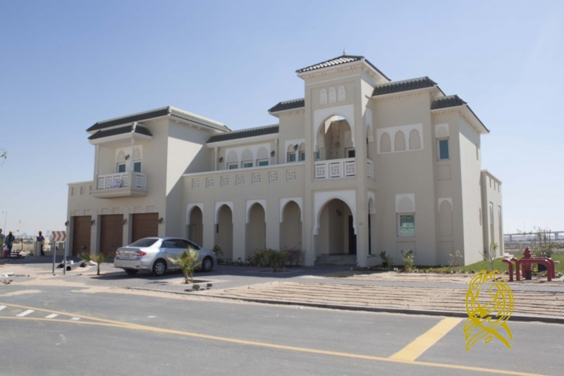 Rented 6 Bedroom with Maids Villa in Quortaj at Al Furjan