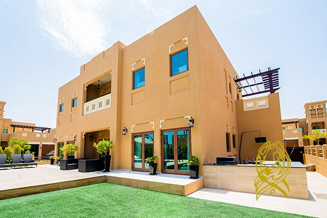 Superb 3 Bedrooms with Maids Villa in Quortaj at Al Furjan