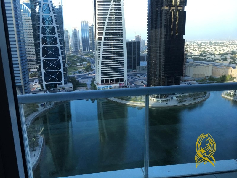 Rented Studio with Parking Space in Lake Terrace at JLT