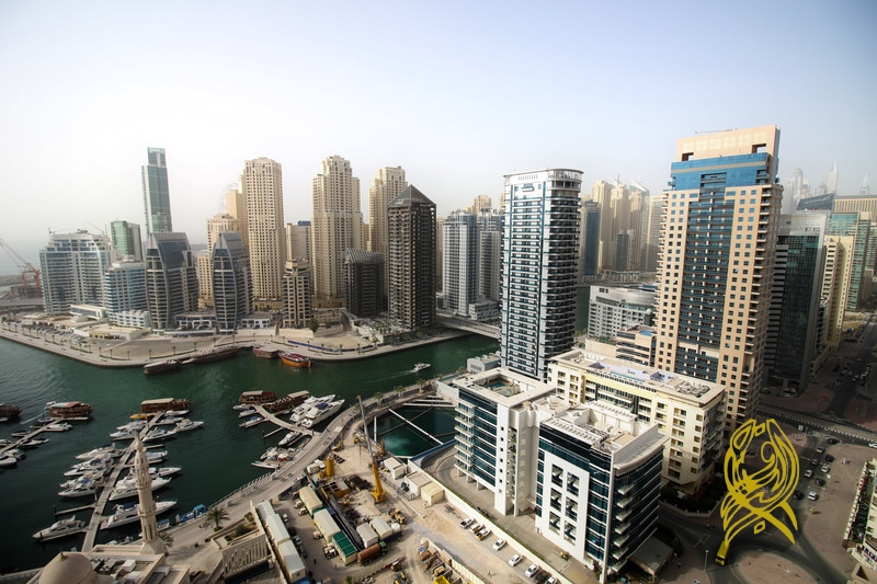 Fabulous 1 Bedroom in Escan Marina at Dubai Marina