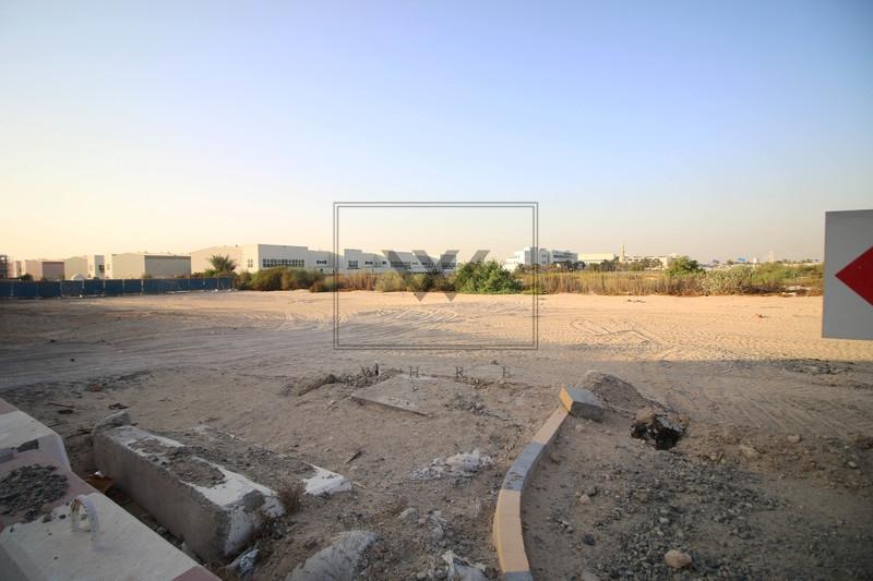 Warehouse Plot near Dragon Mart at International City